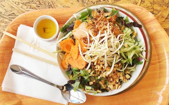 BunBoNamBo z vietnamskeho bistra Phong Nam
